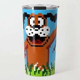 Duck Hunt Travel Mug