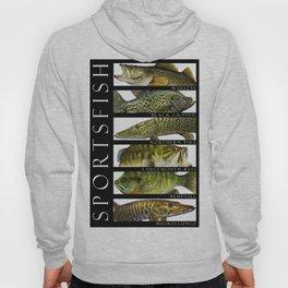 Sport Fish of North America Hoody