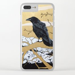 The Lookout Clear iPhone Case