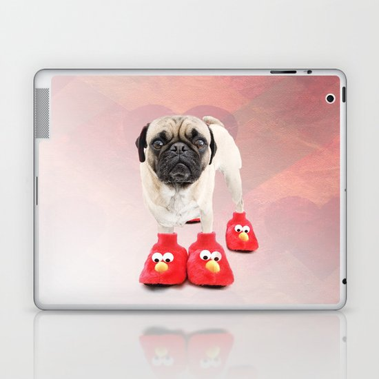 You don't have a pair or two too? Laptop & iPad Skin
