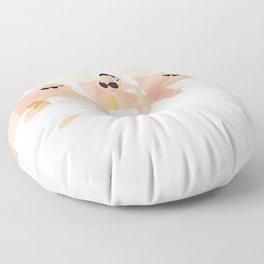 Good Friendly Morning Floor Pillow