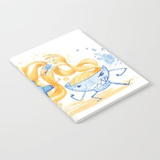 Food fight Notebook