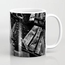 Crumbled Coffee Mug