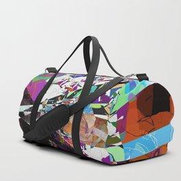 Battle Scene Duffle Bag