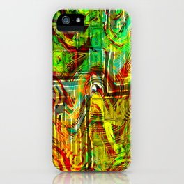 Creation 05 dic 2011 iPhone Case