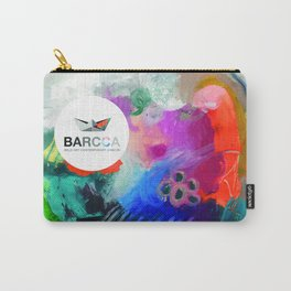 BARCCA by leo tezcucano Carry-All Pouch