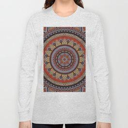 Hippie mandala 49 Long Sleeve T-shirt