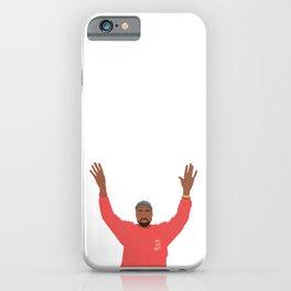 Kany- I feel like pablo - West Illustration Music Hip Hop iPhone Case