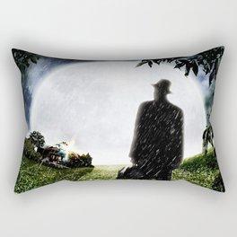 The Little Observer Rectangular Pillow