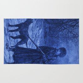 The Trapper (Vintage Reproduction) Rug