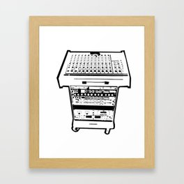 Mix This Framed Art Print
