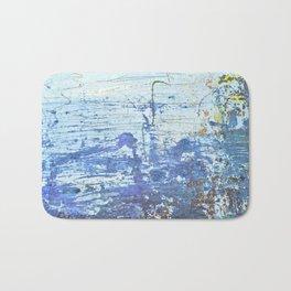 Misty Blue Bath Mat