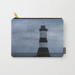 Trwyn Du Lighthouse Carry-All Pouch