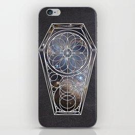Sacred Geometry Dreamstate - Galaxy iPhone Skin