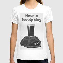 Have a lovely day with a drink T-shirt