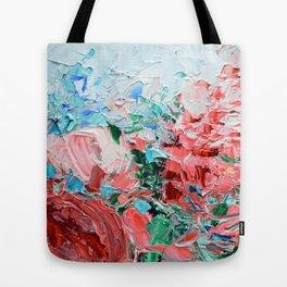 Petite La Vie en Rose Tote Bag