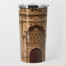 carthusian monastry. Spain Travel Mug