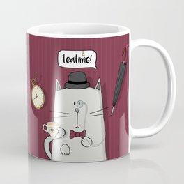 English cat Coffee Mug
