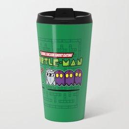 Hero in a Pac-Shell (Raph) Travel Mug