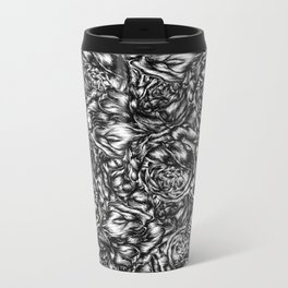 Her flowers Metal Travel Mug