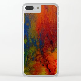 Thieves Clear iPhone Case