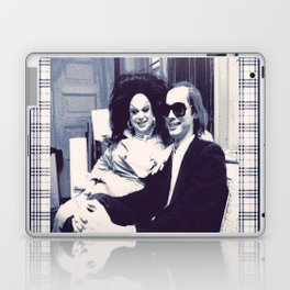 divineandwaters Laptop & iPad Skin