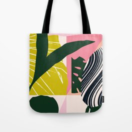 Tropical West Tote Bag