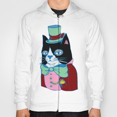 Dignified Cat Does Pastels Hoody