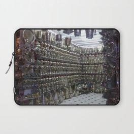 Silver in the Souk - (Marrakech) Laptop Sleeve