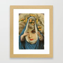 IT'S COMPLICATED 3 Framed Art Print