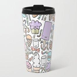 Kawaii Sweet Treats Travel Mug