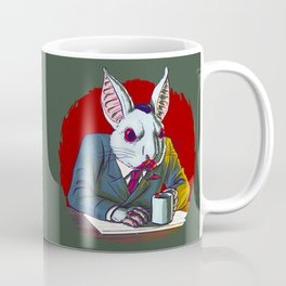 Count Fluffington, Certified Public Accountant, At Your Service Coffee Mug