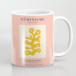 L'ART DU FÉMINISME III Coffee Mug