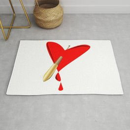 Cupids Arrow Rug