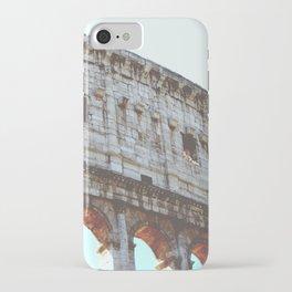 Colosseo di Roma iPhone Case