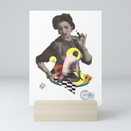Serving Mini Art Print