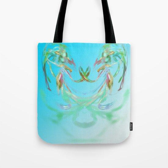 flower of love Tote Bag