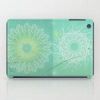 morocco iPad Cases featuring Morocco Mint by ZenaZero