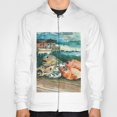 Memories frome the coast of Norway Hoody