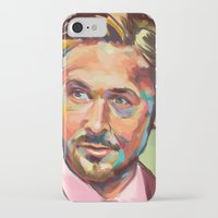 ryan gosling iPhone & iPod Cases featuring Hey, girl. It's Ryan Gosling by Cori Redford