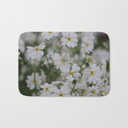 Floating with the wind Bath Mat