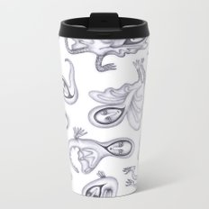 cute quirky witches Metal Travel Mug