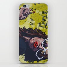 Lisa iPhone & iPod Skin