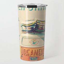 California dreamers Travel Mug