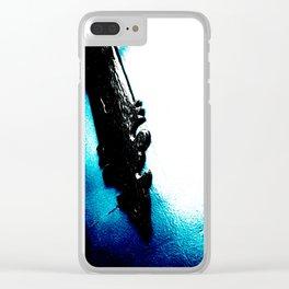 Para Ti 7 Clear iPhone Case