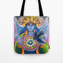 Estrella de la Luz - Angel of New Beginnings Tote Bag