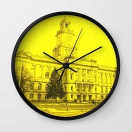 Des Moines, IA Court house Wall Clock