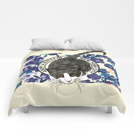 ASPCA® New York Cat Adoption Benefit Proposal Comforters