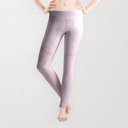Sugar Pink Marble Leggings