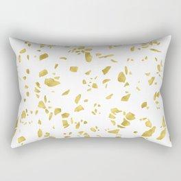 Holiday Terrazzo Style Rectangular Pillow